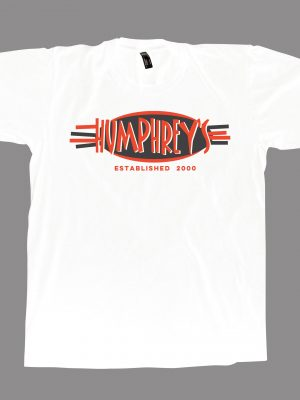 Humphrey's Throwback T
