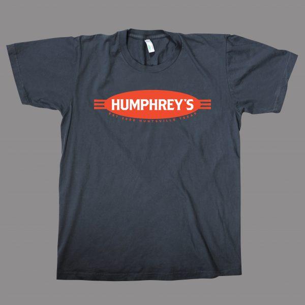 Humphrey's 2019 Classic Dark Gray T-Shirt