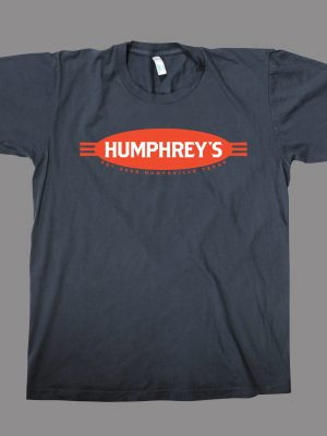 Humphrey's Classic Gray T